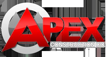 Apex Construction Company Iowa City logo